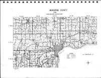 Muscatine County Farm Building Map, Muscatine County 1967